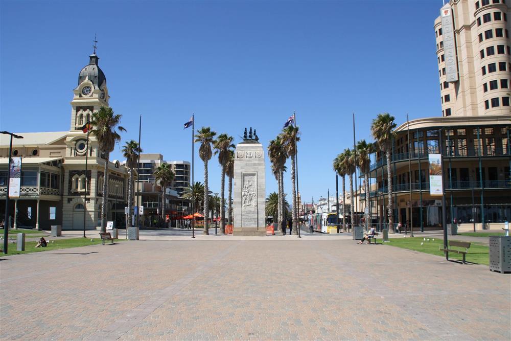 Splendid South (vanuit Adelaide)